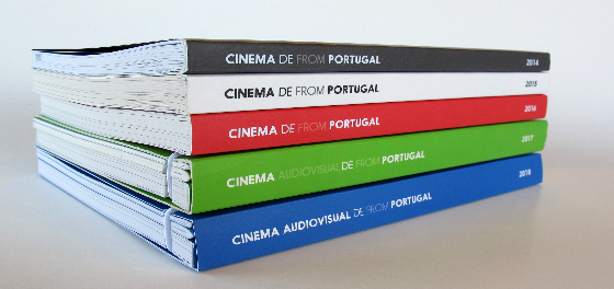 CINEMA | AUDIOVISUAL DE PORTUGAL 2018
